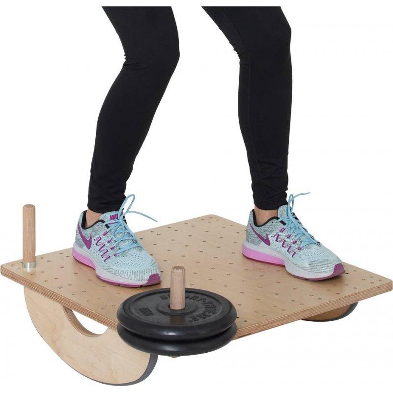 Holzspielzeug Pedalo Gewichtsaufnehmer für PT-Wippbrett 60 Balancespiele