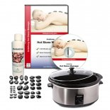 Hot Stone Einsteiger-Set von MASSAGE-EXPERT