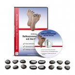 Hot Stone Reflexzonenmassage-Set von MASSAGE-EXPERT