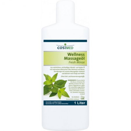Wellness-Massageöl Fresh-Minze von cosiMed